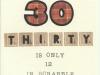 Scrabble 30