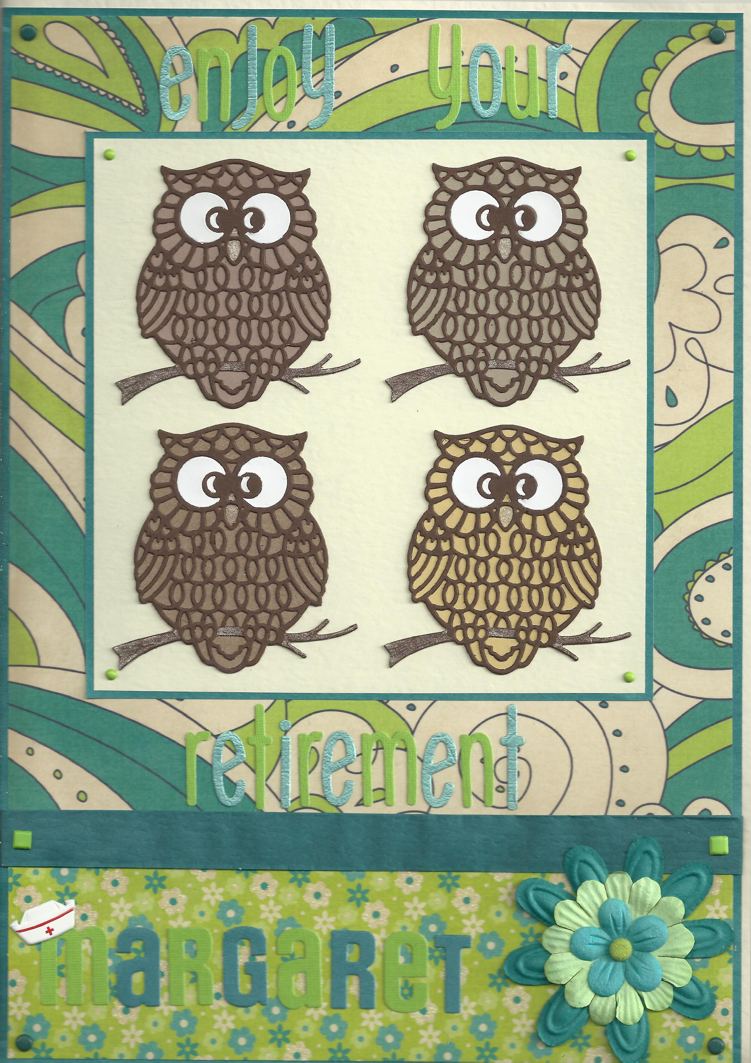 Retirement owls