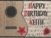 Birthday Guitar