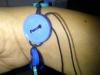Injection cap bracelet 2
