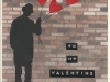 Valentine Umbrella Man 2