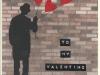 Valentine Umbrella Man 2
