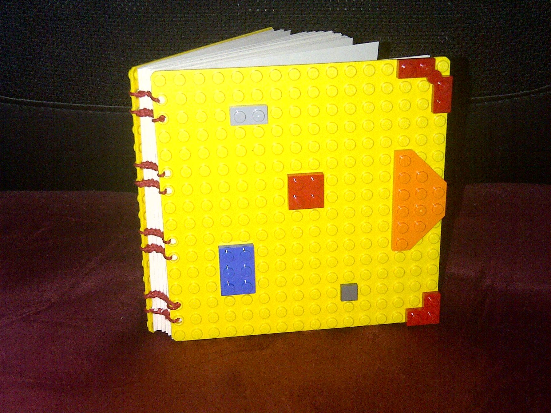 Coptic lego book
