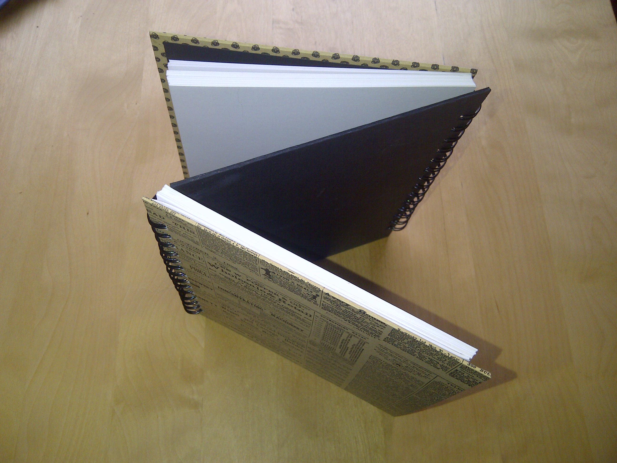 Dos-a-dos binding 1