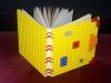 Coptic lego book open
