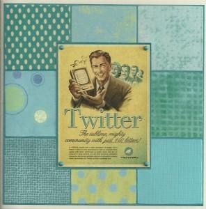 Twitter patchwork