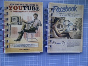 Social media notebooks 1