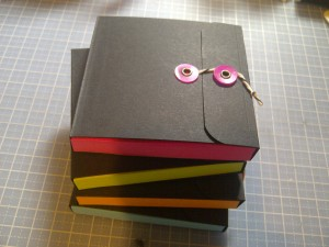 Post-it note holders 2